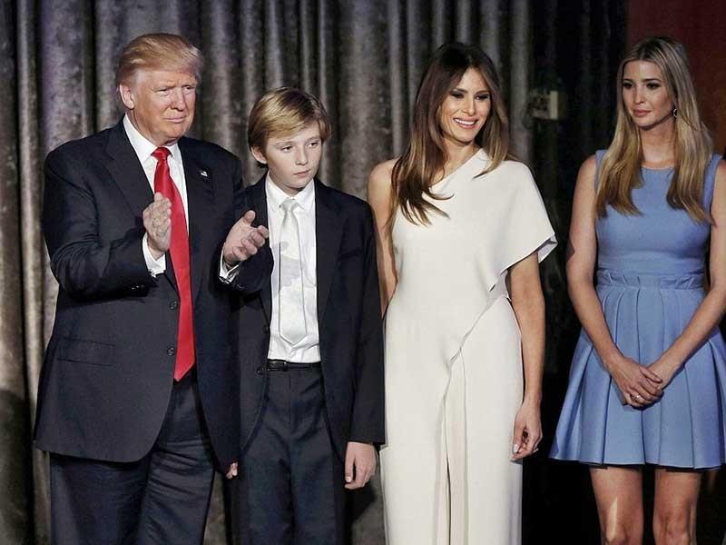 Ông Trump bất ngờ đắc cử Tổng thống Mỹ! - ảnh 1