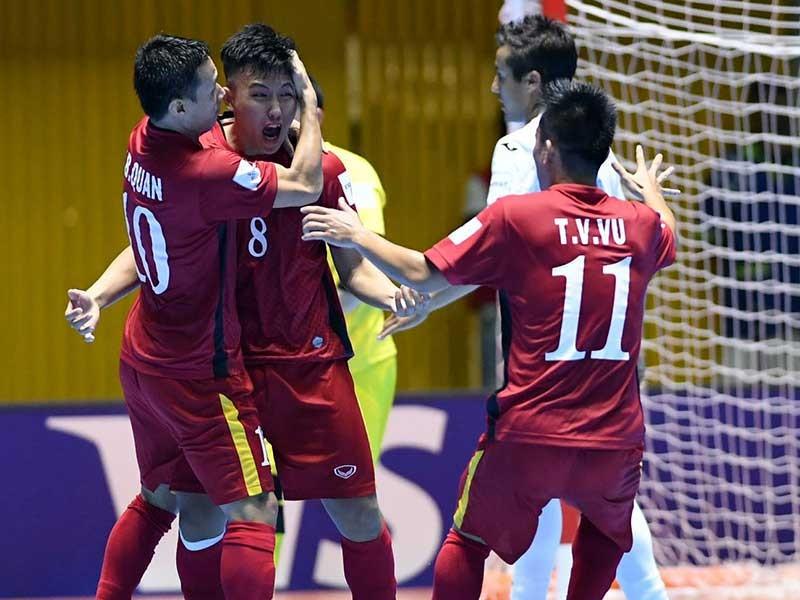 Đội tuyển Futsal Việt Nam và HLV Hoàng Anh Tuấn - ảnh 1
