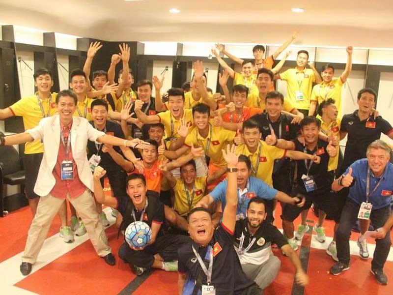 Đội tuyển Futsal Việt Nam và HLV Hoàng Anh Tuấn - ảnh 2
