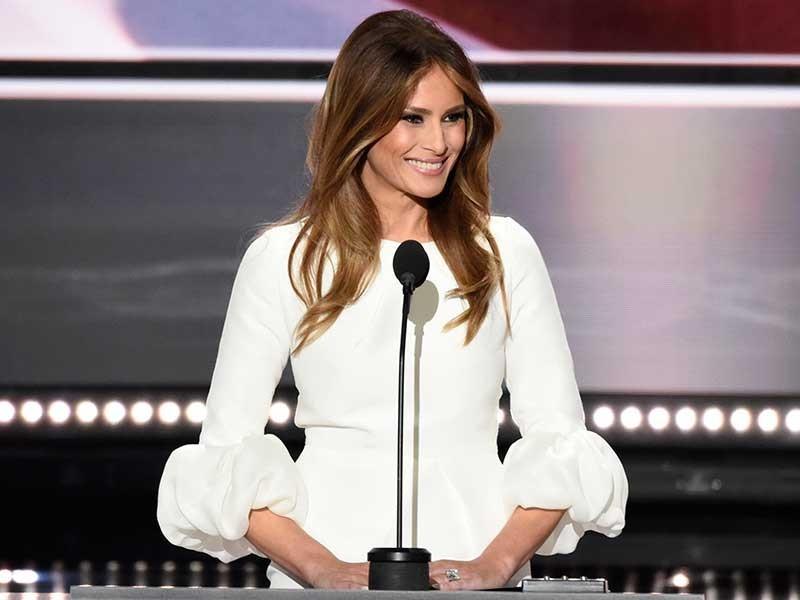 Bà Trump - Biểu tượng thời trang hoàn hảo  - ảnh 2