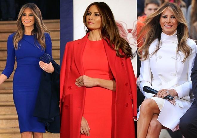 Bà Trump - Biểu tượng thời trang hoàn hảo  - ảnh 4