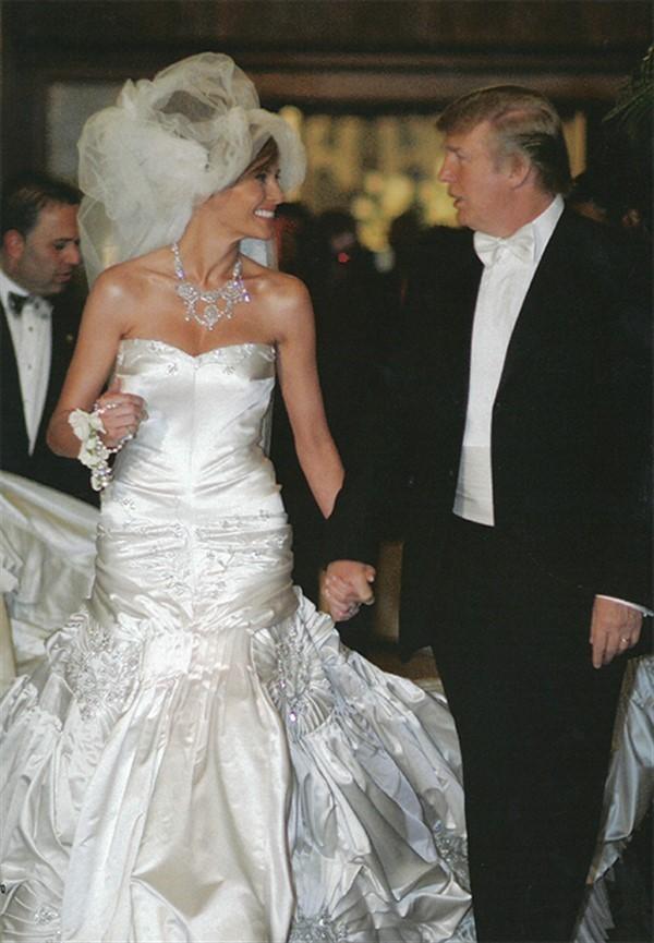 Bà Trump - Biểu tượng thời trang hoàn hảo  - ảnh 3