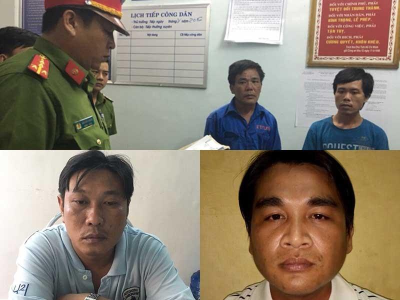 Vũng Tàu: Bắt giam 3 người nhận và môi giới hối lộ - ảnh 1