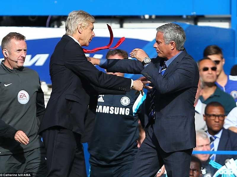 Cuộc chiến Mourinho - Wenger - ảnh 1