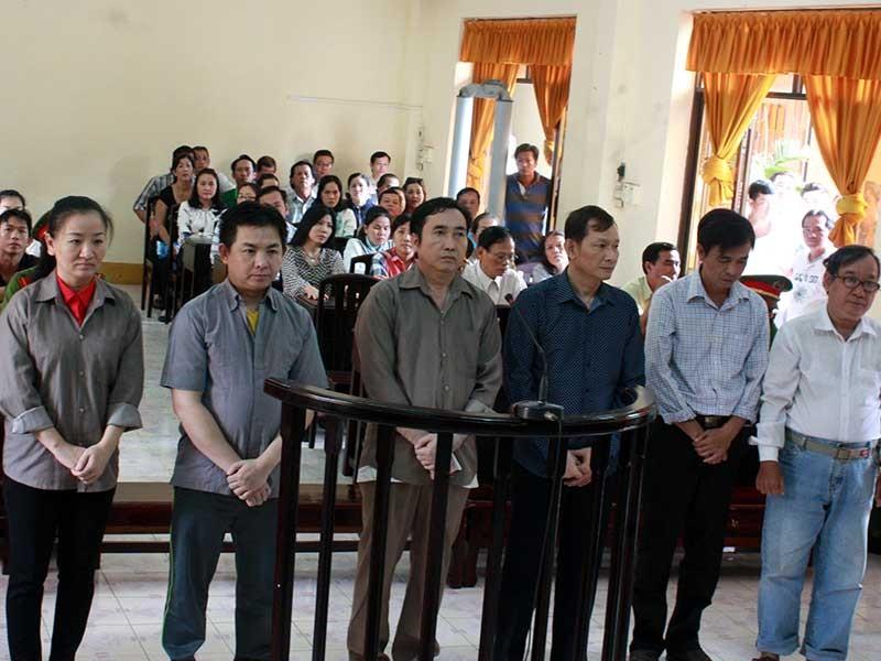 Nguyên chủ tịch Hiệp hội Lương thực lãnh 13 năm tù - ảnh 1