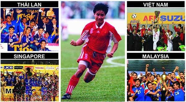 20 năm AFF Cup và những giấc mơ dang dở - ảnh 1