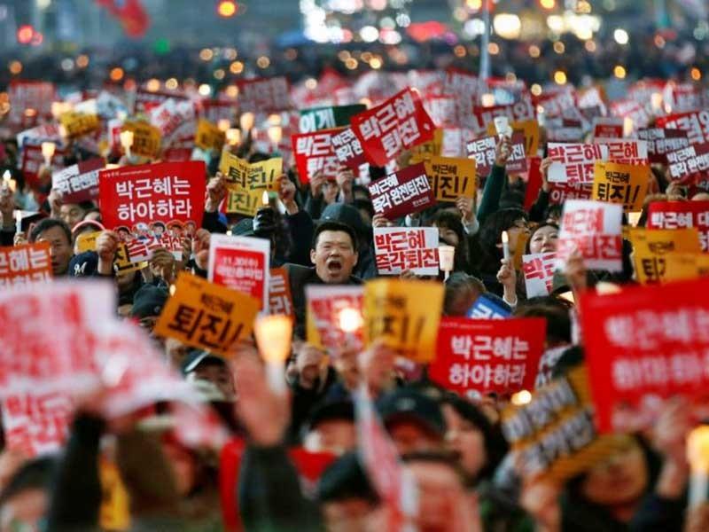 Tổng thống Hàn Quốc không thể bị truy tố  - ảnh 1