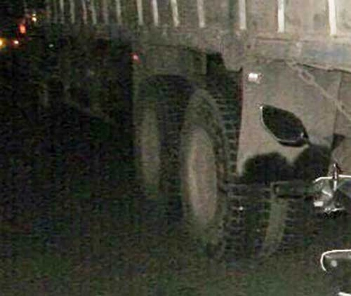 Ô tô vi phạm bị tráo vỏ trong bãi giữ xe  - ảnh 2