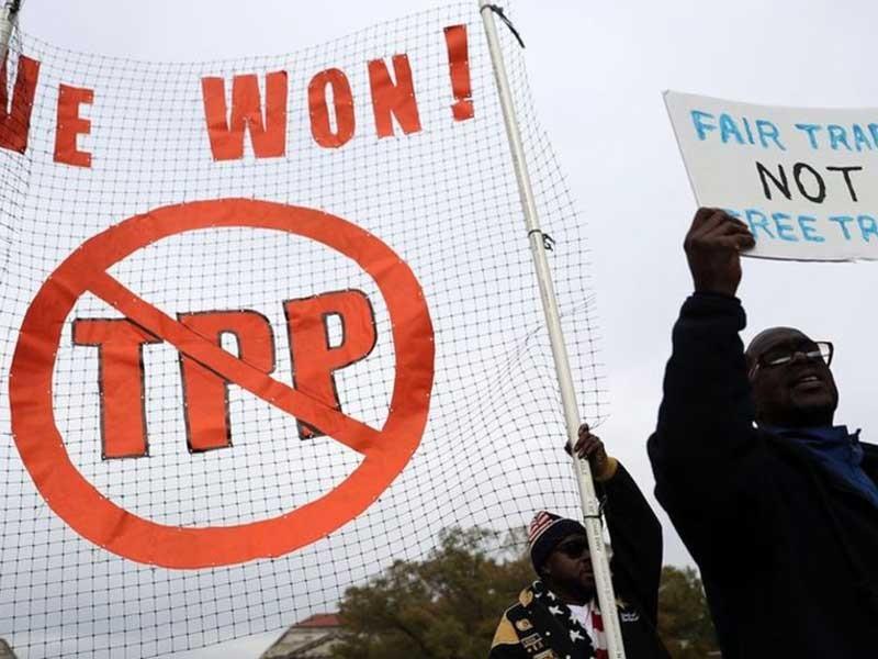 Nếu Mỹ rút, Trung Quốc có thể vào TPP  - ảnh 1