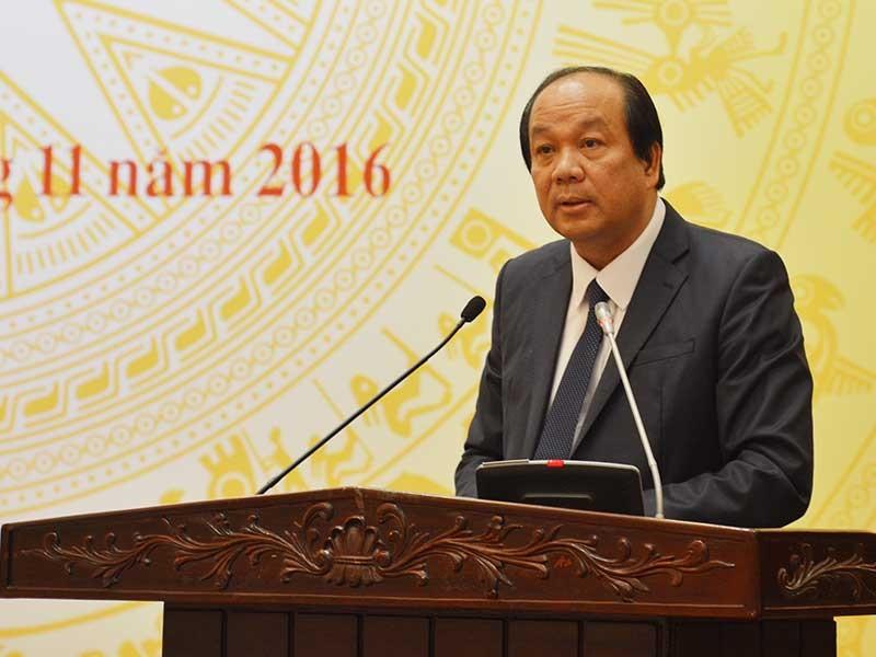 Công bố lý do dừng điện hạt nhân Ninh Thuận - ảnh 1