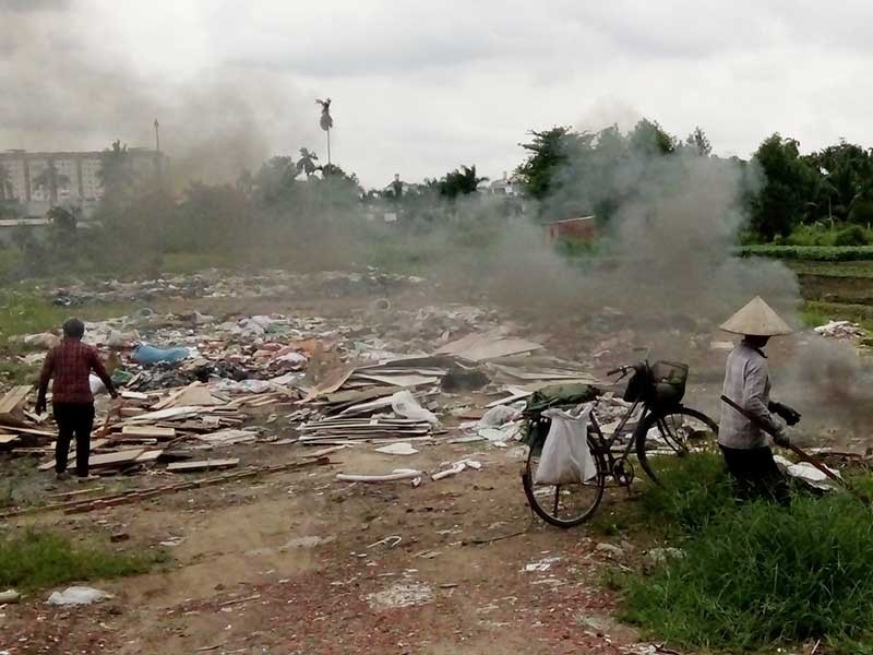 64.000 tỉ giảm ô nhiễm ở TP.HCM - ảnh 1