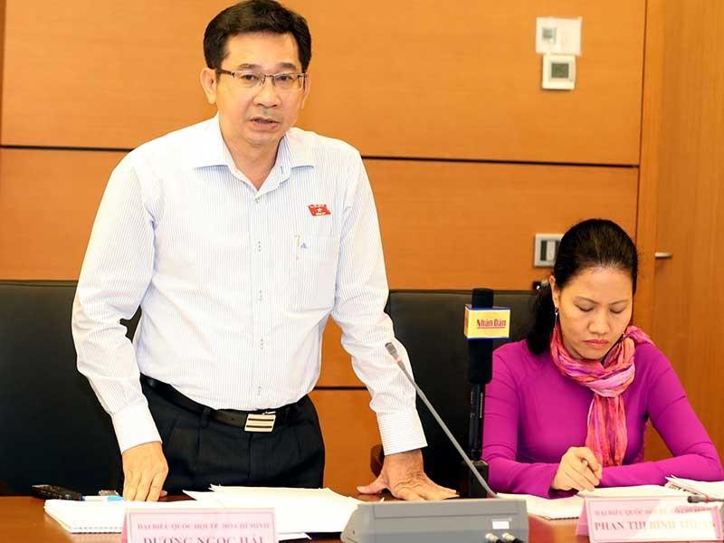 Viện trưởng VKS TP.HCM nói về vụ đi tè bị quy tội cướp - ảnh 1