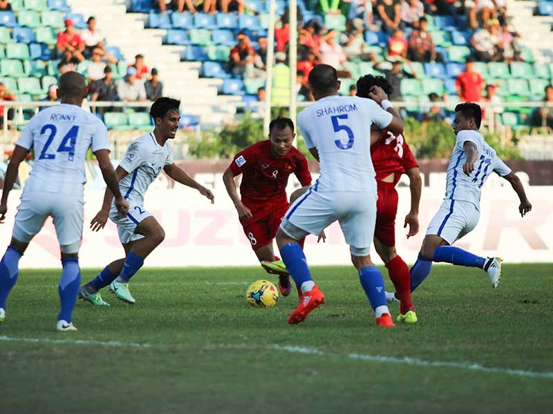 Việt Nam - Malaysia (1-0): Nóng và nhạt! - ảnh 1