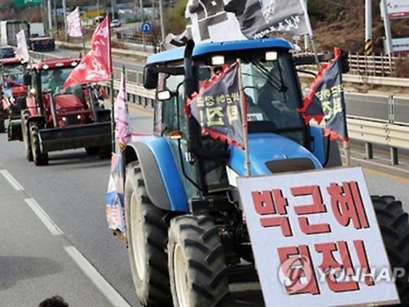 Bộ trưởng Tư pháp Hàn Quốc từ chức - ảnh 1
