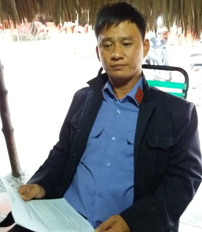 Kiểm sát viên và lãnh đạo VKSND thị xã Thuận An xô xát - ảnh 1