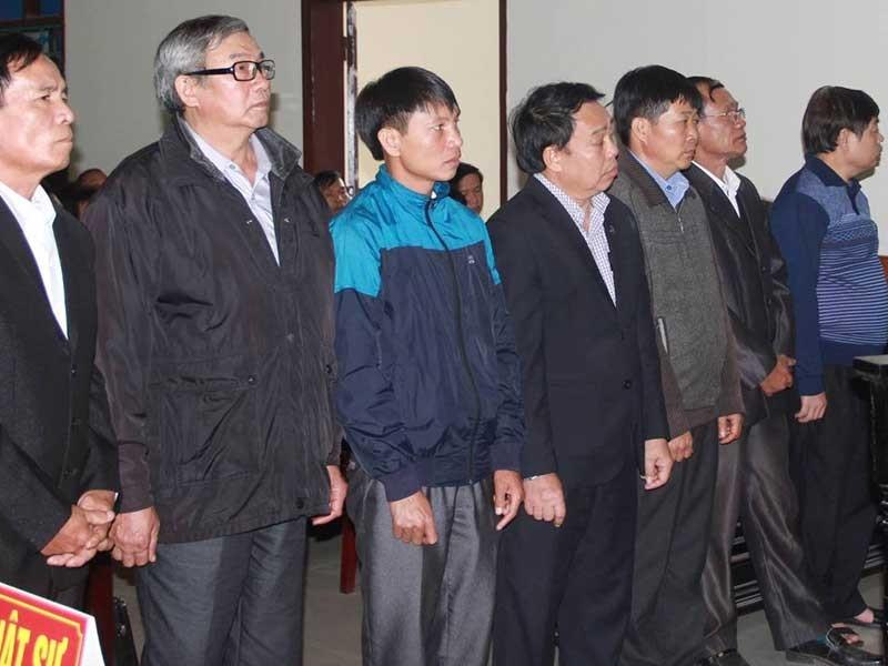 Bị cáo khai bị áp lực vì dự án Formosa - ảnh 1
