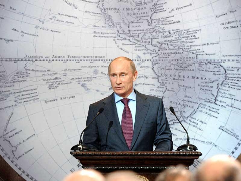 Trump-Putin: Bộ đôi quyền lực của năm 2016 - ảnh 2