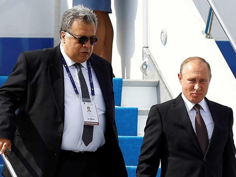 Vì sao Đại sứ Nga bị ám sát? - ảnh 1