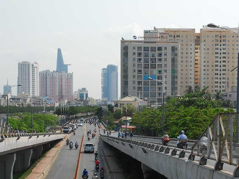 Ông Nguyễn Thành Tài: Tránh tách, nhập quận tùy hứng - ảnh 2