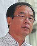 Ông Nguyễn Thành Tài: Tránh tách, nhập quận tùy hứng - ảnh 1