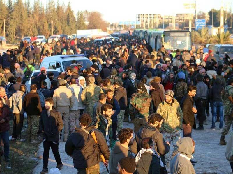 Dự kiến ngừng bắn trên toàn Syria từ nửa đêm 29-12 - ảnh 1