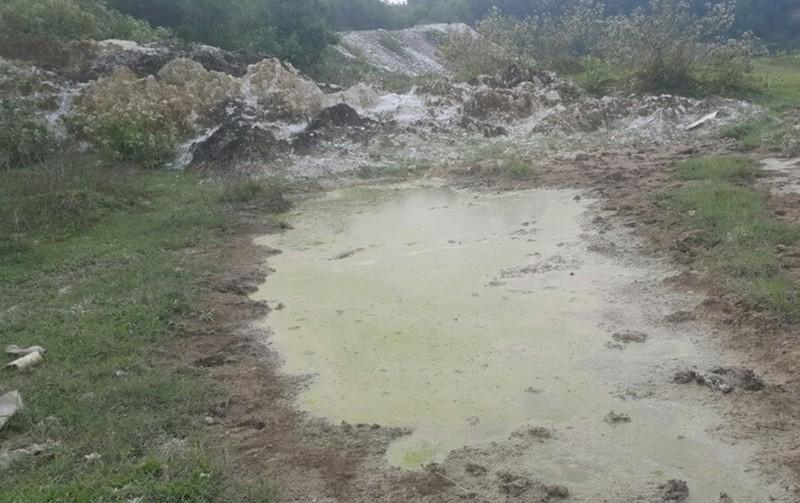 Truy nguồn 'rác chui' khổng lồ ở Đồng Nai - ảnh 2