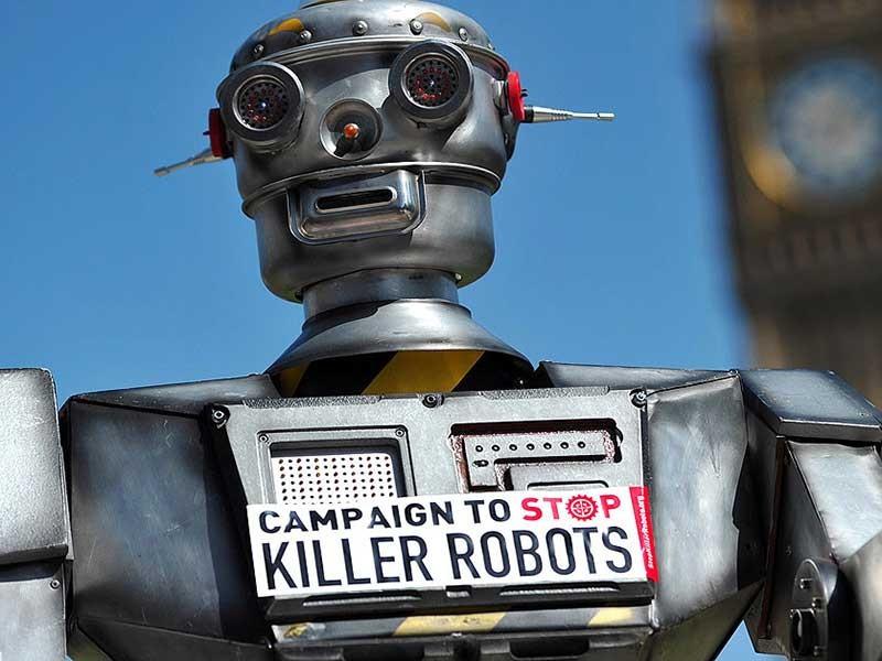 'Robot sát thủ' đang chờ Trump phán quyết - ảnh 1