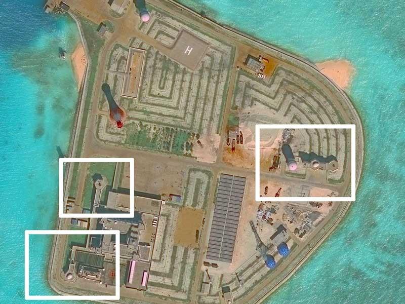 Tham vọng quân sự Trung Quốc năm 2016 - ảnh 1
