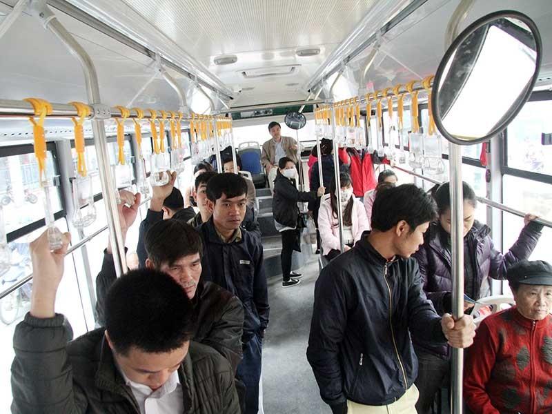 Các xe lấn buýt nhanh sẽ bị phạt - ảnh 2
