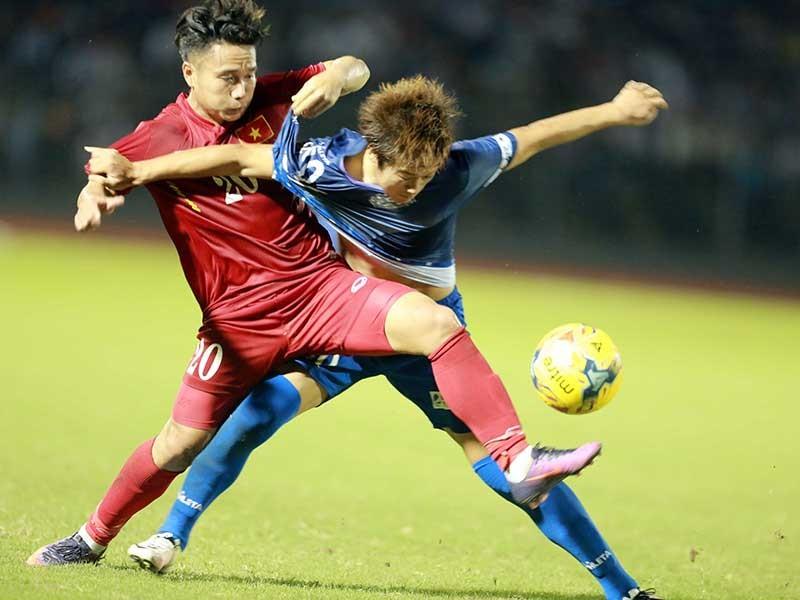 Fan Thái Lan 'điểm huyệt' bóng đá VN - ảnh 1
