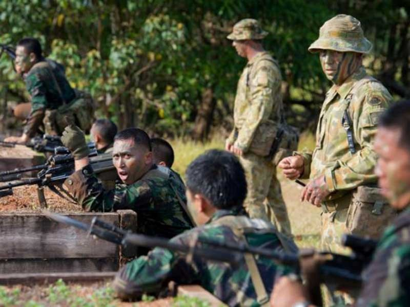 Vì sao Indonesia hoãn hợp tác quân sự với Úc? - ảnh 1