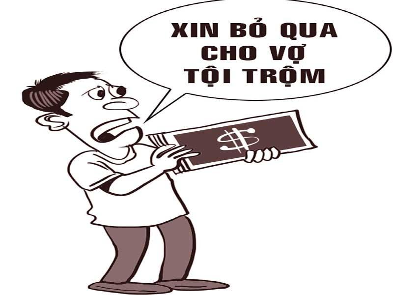 Hối lộ công an xin tha cho… kẻ trộm - ảnh 1