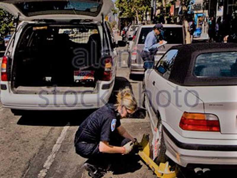 Tài xế lánh mặt, cảnh sát sẽ 'cùm' ô tô - ảnh 1