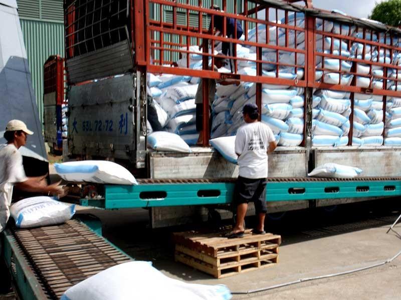 Muốn bán gạo vẫn phải sang ...Singapore, Campuchia? - ảnh 1
