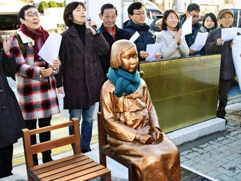 Nhật công bố bốn biện pháp trả đũa Hàn Quốc - ảnh 1