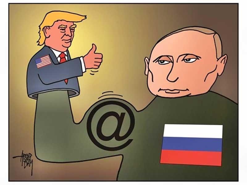 Vì sao Nga ủng hộ ông Trump? - ảnh 1