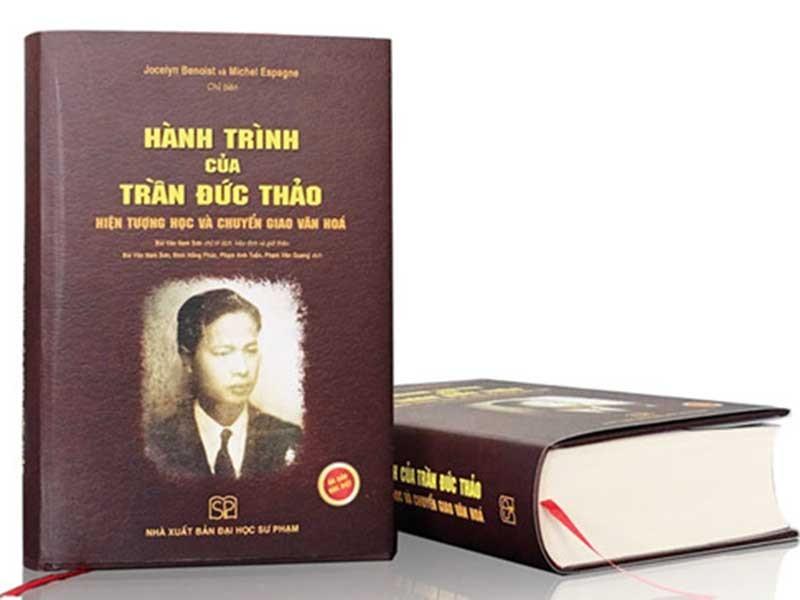 Ra mắt sách về giáo sư triết học Trần Đức Thảo - ảnh 1