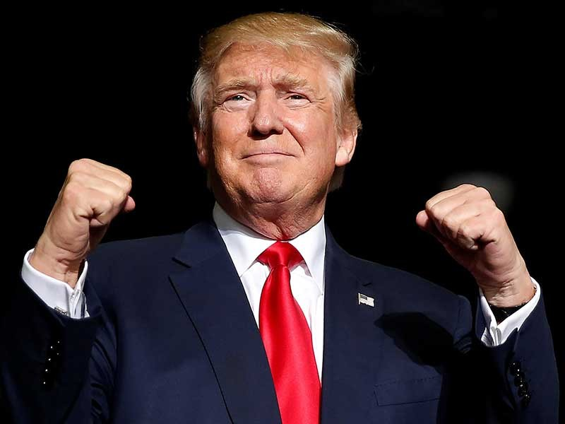 Những điều độc nhất trong lễ nhậm chức của ông Trump - ảnh 1