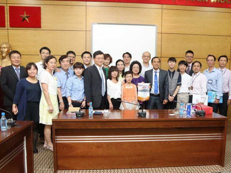 Đài Loan đưa tiếng Việt vào trường học  - ảnh 1