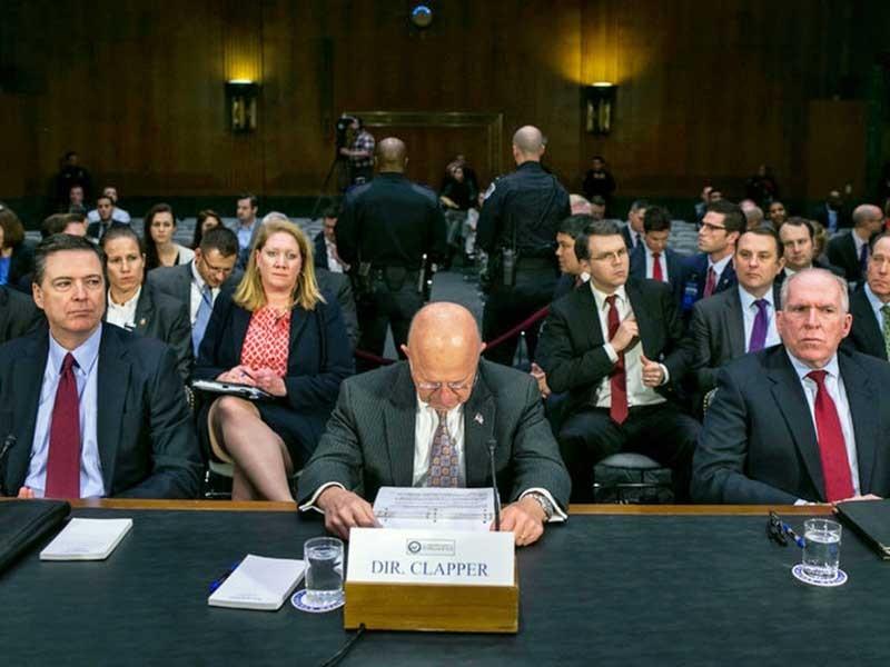 Êkíp ông Trump liên lạc với Nga? - ảnh 1