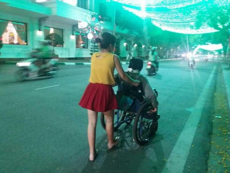 Những chuyện tình tự kể của người khuyết tật - ảnh 2