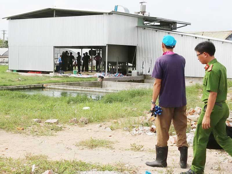 5 người chết thảm trong hầm nước mắm - ảnh 1