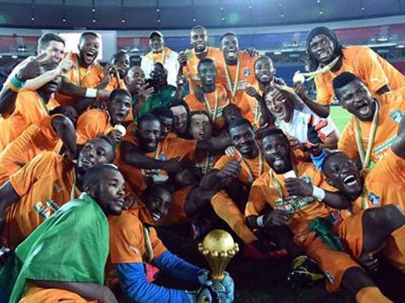 Cúp châu Phi 2017: Bờ Biển Ngà và Ghana mạnh nhất - ảnh 1