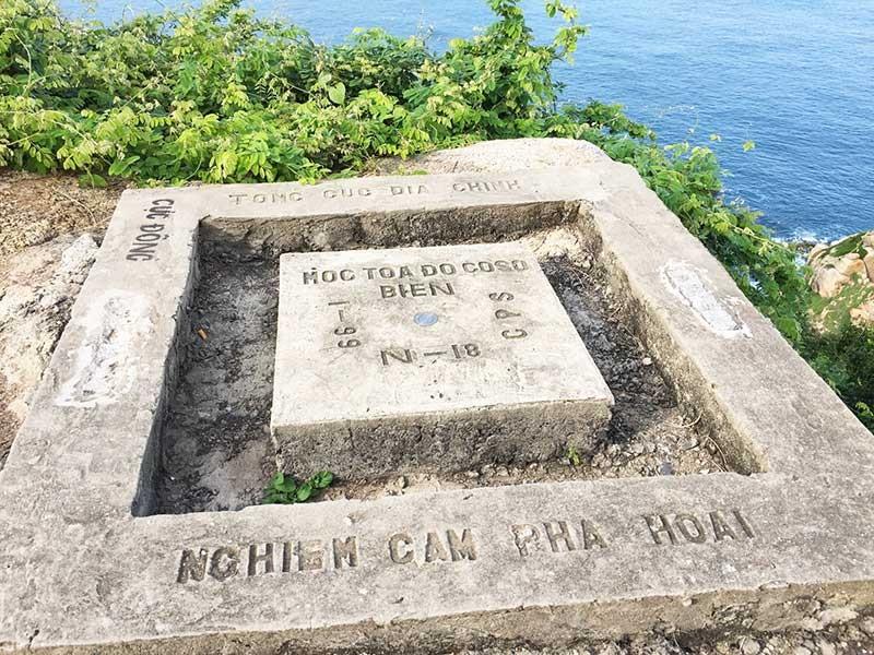 Điểm cực Đông trên đất liền ở Khánh Hòa hay Phú Yên? - ảnh 2