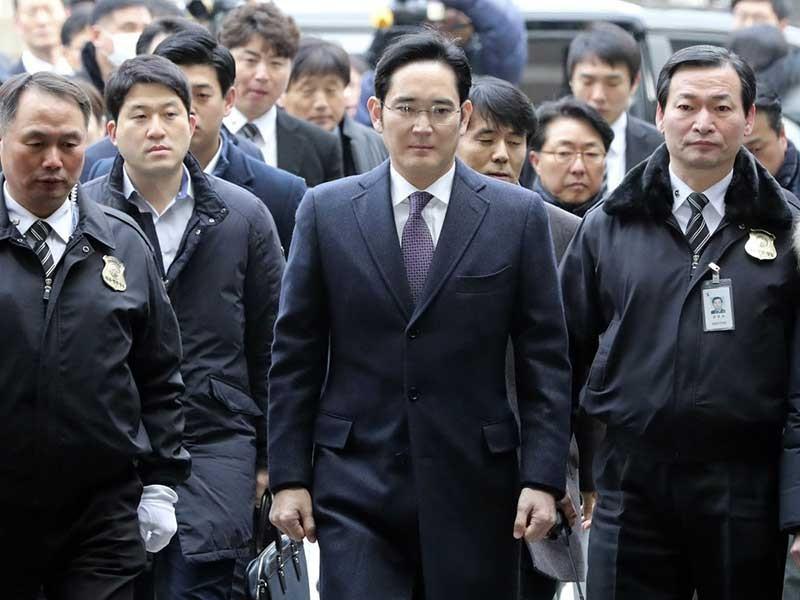 Tương lai bất ổn của 'thái tử' Samsung  - ảnh 1