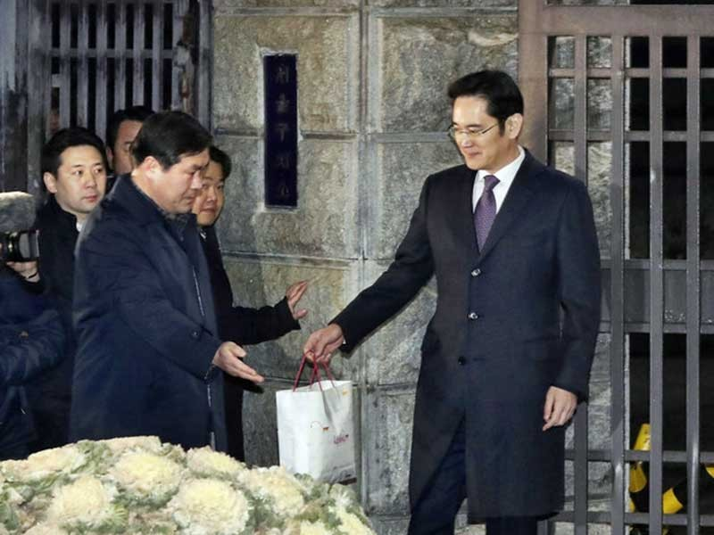 Tổ điều tra độc lập 'bám sát' ông Lee Jae-yong - ảnh 1