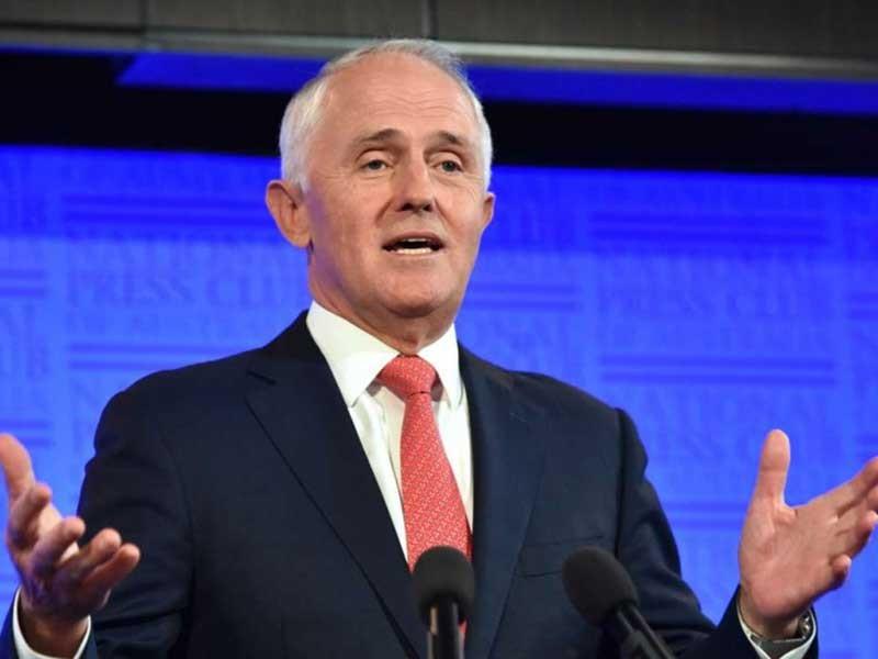Thủ tướng Úc bị tố vung tiền mua chức - ảnh 1