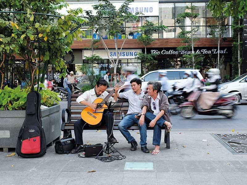 Những người trẻ mê Sài Gòn - ảnh 1