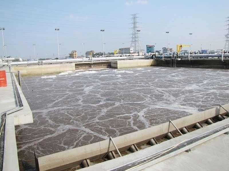 Dự án Nhà máy nước thải Yên Sở chênh lệch ngàn tỉ - ảnh 1