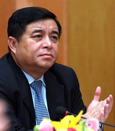 Bộ trưởng KH&ĐT nói về 3 đổi mới có tính quyết định - ảnh 1